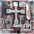 Radio & Podcast : DJ Nederfolk : Raison d'Etre / Dark Ambient