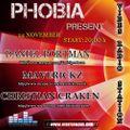 Maverickz - PHOBIA 001 Guest Mix @ Vibes Radio Station (24.11.2010)