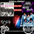 DMR soul music mash spinners vs supremes Mix By DJ Daddy Mack(c) Oct 20,  2021