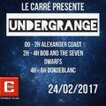 Dordeblanc @ UNDERGRANGE 24/02/2017