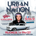 DJ-LEAGUE.NET | 12/06/2021 - Urban Nation Radio-Show with DJ Dollarphil (GER) at PeliOne.de