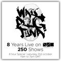 [250] WallPlugTuna on NSB Radio - 8 YEAR Anniversary