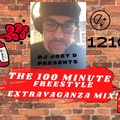 DJ JOEY D'S THE FREESTYLE 100 MIX PART 1