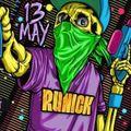 Nannobass live @ Runick 13-05-2016