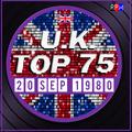 UK TOP 75 : 14 - 20 SEPTEMBER 1980