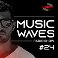 DeepinRadio   Music Waves Radio Show #24   Mixed by IvanG