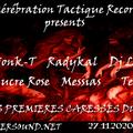 Sucre Rose - Decerebration Tactique Records Presents: Les Premieres Caresses Du Mal