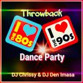 Throwback ~ 80s and 90s Dance Party