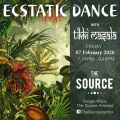 Tikki Masala Ecstatic Dance @ The Source Arambol Goa  India  07-02-2020