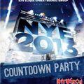 NYE 2013 COUNTDOWN PARTY