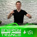 EoTrance #151 - Energy of Trance - hosted by BastiQ