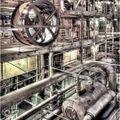Maschinenraum Rummelsbucht -Joya