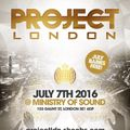@DJ_Jukess - #ProjectLDN Hip-Hop and R&B Promo Mix