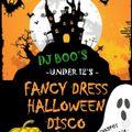 DJ Boo - Halloween Kids Disco Mix - 2018