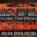 Analog Berlin @ Techno Conference - 02.04.2016 / Speicher, Salzwedel