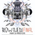 minor.Frequencies @ Blow the DJ 2014/5 Final @ The Real Rocknrolla