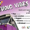 Studio Vibes  48FM - Liège Ville Electronique par LEA et KB - 05-04-2019