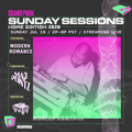 Modern Romance - Sunday Sessions: Home Edition, July 2020