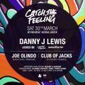 Joe Olindo (Live DJ Set) @ Catch The Feeling 30/03/19