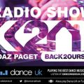 Daz Paget - Back 2 Ours Radio Show - Dance UK - 09-05-2021