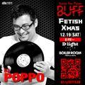 DJ POPPO Live at BUFF Fetish Xmas 12/19/2020