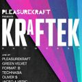 Pleasurekraft - Live @ Kraftek Showcase, BPM Festival, Kool Beach, México (03.01.2014)