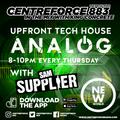 Sam Supplier The Analog Show New Show - 88.3 Centreforce DAB+ Radio - 04 - 03 - 2021 .mp3