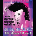 Music For The Masses: New Wave's Eve 12/31/17