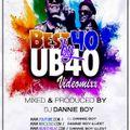 DJ DANNIE BOY PRESENTS_BEST 40 BY UB40