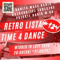 Retro Lista Time 4 Dance w banita Maxx - Notowanie 124