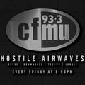 Kevin Kartwell - Hostile Airwaves Radio      93.3FM - 10/21/16 - Feat. Rekoncile