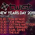 Twist NYD 2019 - Tom Revans Live