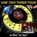 1234! Rock'n'roll, Rockabilly, R&B vinyl only • LIVE with Raffo The Twist • Mar. 02, 2021