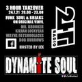 Dynamite Soul @ 2Hi Radio. 3 hours of funk, soul & breaks