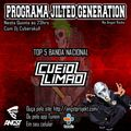 Programa Jilted Generation na Angst Radio Edição 20 - TOP 5 BANDA NACIONAL com Cueio Limão