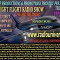The Night Flight Radio Show July 22nd 2016