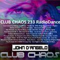 Club Chaos 233 Radio Dance