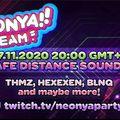 Neonya!! Stream - Safe Distance Sounds - THMZ Set