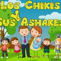 Los chikis y sus ashakes Sabado 26 de octubre