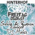 DJ Set HinterhofRomatik Bora Bora/Düsseldorf