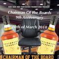 CHAIRMAN OF THE BOARD 9TH ANNIVERSARY DANCE FT D-MAC CHAIRMAN BROWNIE ROCKERS FIDDLER TONY F MIDNITE