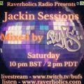 Jackin Sessions Live Sreamed - 10th July 21