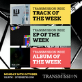 Transmission Indie radio show - 26th October 2020