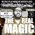Mom's Crates #21 - Beat Tape #42 - HipHopPhilosophy.com Radio - 04-12-21