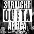 PODCAST EMISSION ELECTROPHONE :: STRAIGHT OUTTA AFRICA VOL.2 BY JOCELYN