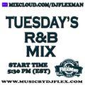 LIVE ON MIXCLOUD!!! TUESDAYS R&B MIX #14 (LIVE ON MIXCLOUD)