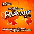 King Wadada & Deeper Sound - PANAMAZO VOL.1