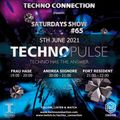 Frau Hase TECHNO PULSE #65 @TECHNOCONNECTION 2021-JUNE-05