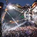 Slamboree Soundsystem 'Arcadia Firestarter Mix' (Boomtown Fair // Arcadia Spectacular Stage)