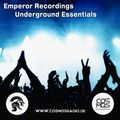 Emperor Recordings Underground Essentials #052 Dj Johan Weiss 01July20 on Cosmosradio.de